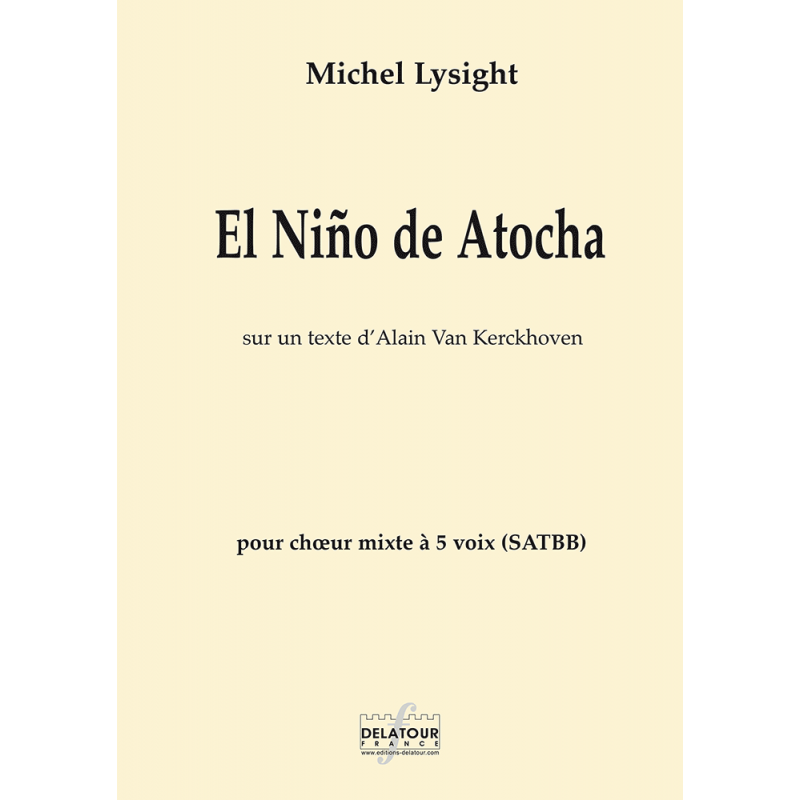 El Niño de Atocha disponible !