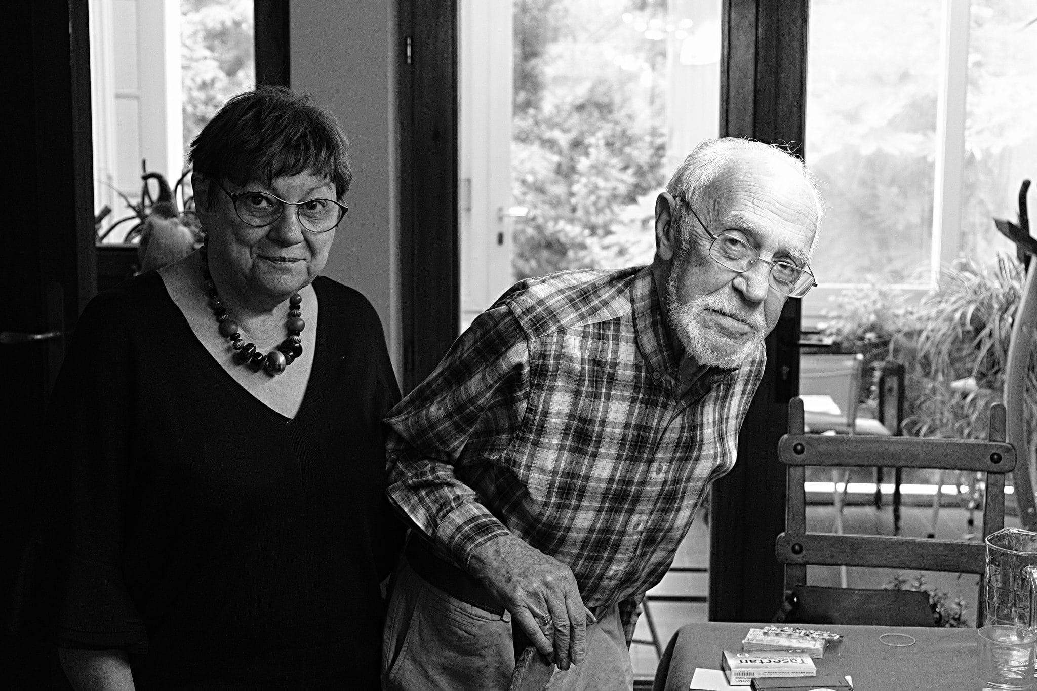Denise et Jacques, lecteurs