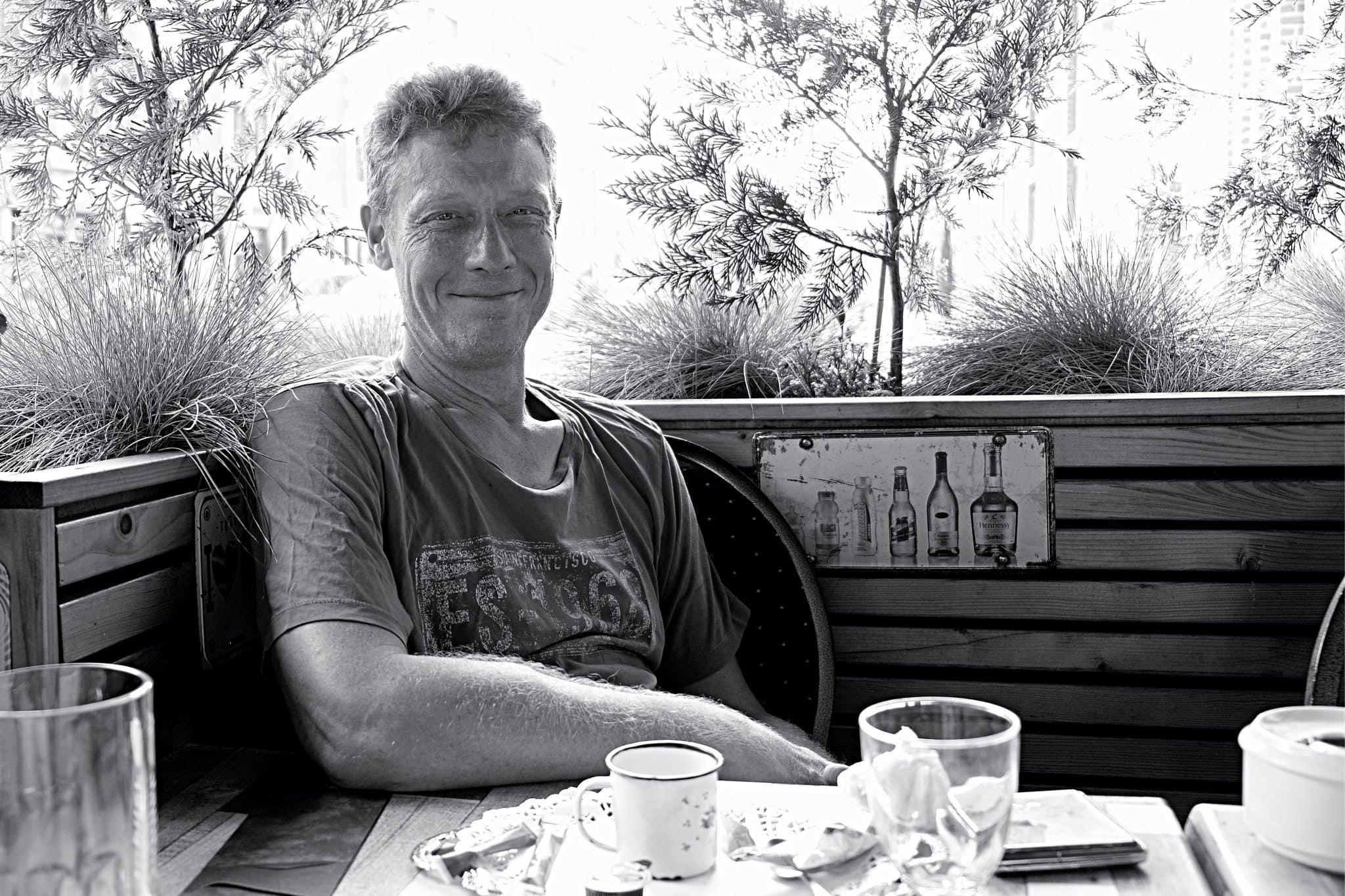 Jean-Claude, lecteur