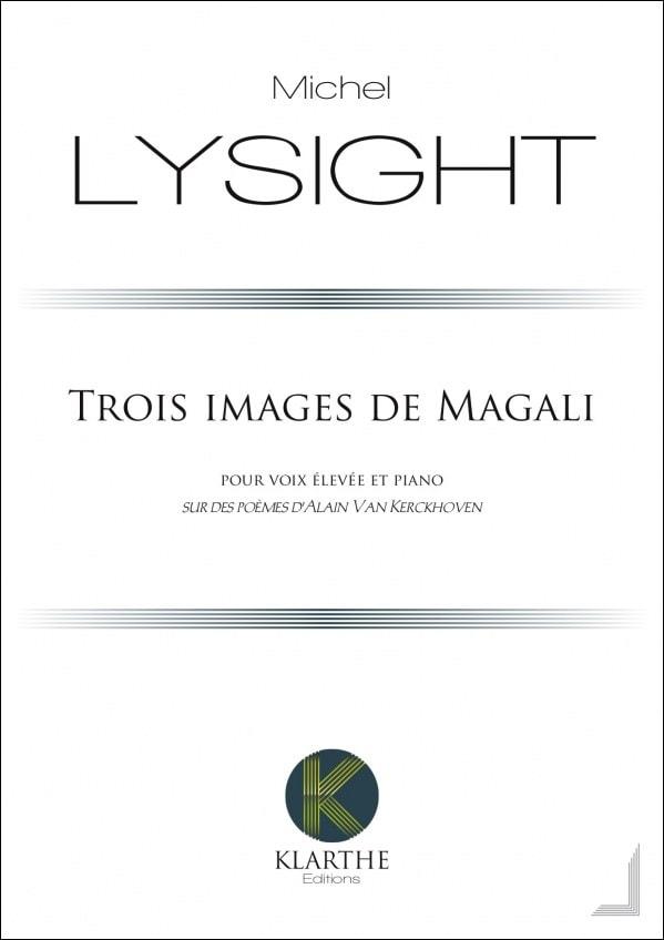 Trois images de Magali